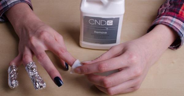 Как снять шеллак в домашних условиях без специальной жидкости, фольги, средства, с нарощенных ногтей. Видео