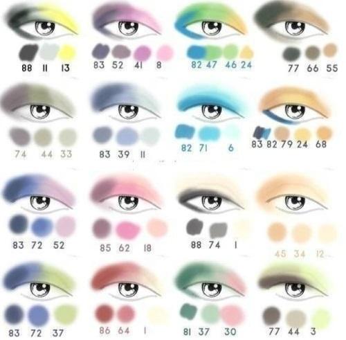 Макияж для зеленых глаз и темных волос, светлых, рыжих, на каждый день, на свадьбу. Пошаговая инструкция