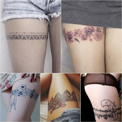 Красивые маленькие татуировки для девушек. Эскизы и значения, фото