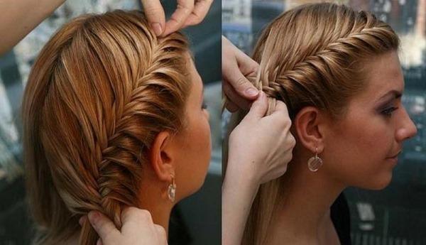 Повседневные прически на длинные волосы с челкой и без, на каждый день, торжество. Инструкции