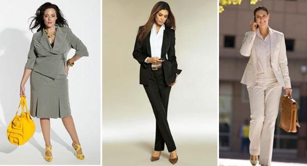Как одеться на корпоратив женщине. Фото модных образов