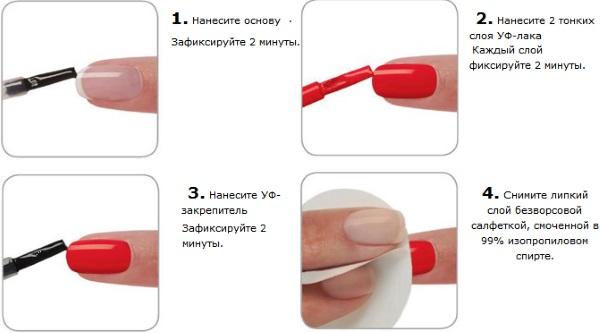 Красный маникюр со стразами. Фото, новинки. Особенности исполнения