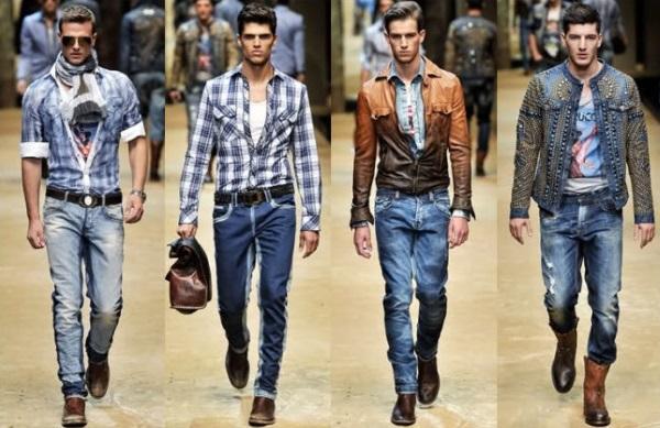 Стиль Кантри в одежде для женщин, девушек, мужчин, детей. Образы, советы стилистов
