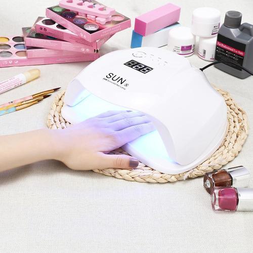Ультрафиолетовые лампы для ногтей. Виды, функции, какую купить, стоимость