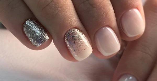 Яркий маникюр на короткие ногти. Фото, тенденции, новинки дизайн 2019