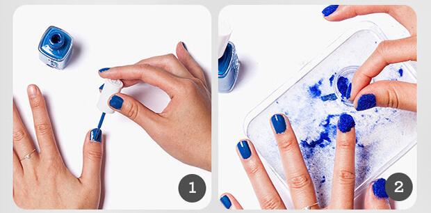 Маникюр на короткие ногти, простой дизайн гель-лаком. Модный и креативный, идеи