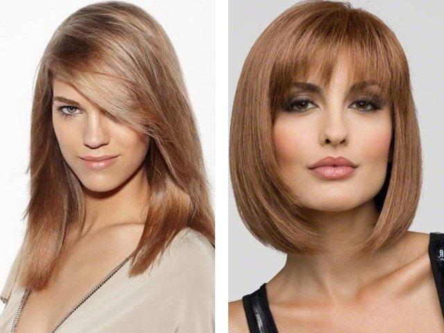 Светло коричневый, каштановый цвет волос. Фото, палитры красок, оттенки, кому подходит
