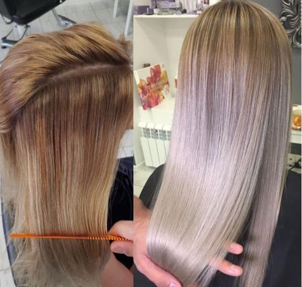 Темный пепельный цвет волос. Фото, какая краска лучше. Кому подходит