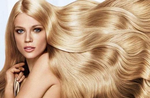 Золотистый цвет волос. Фото, кому идёт, оттенки красок, техника окрашивания