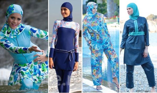 e0208977b67de Мусульманский купальник буркини. Модели, фото, цены, где купить в Москве,  Махачкале