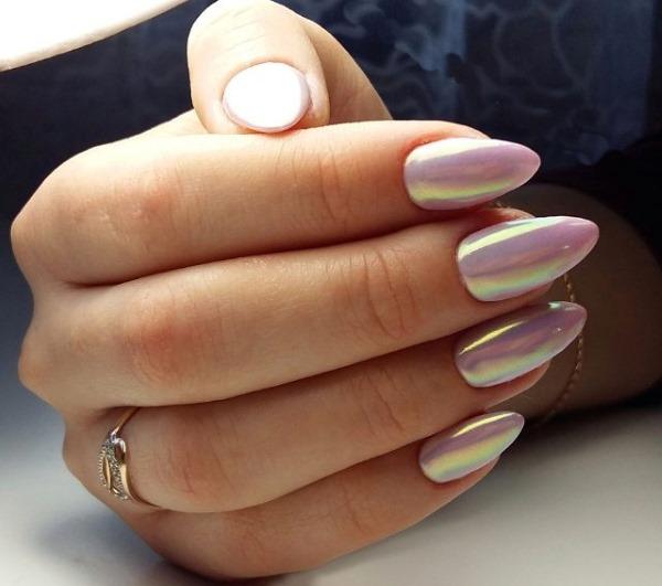 Как делать втирку на ногтях на шеллак, обычный лак, гель-лак. Техники, инструкции, фото