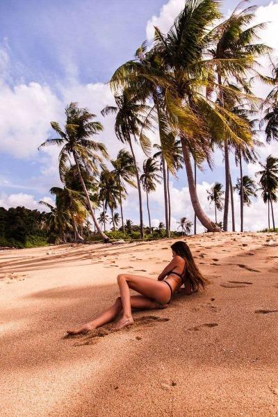 Как сделать красивые фото девушке на пляже в Инстаграм, Вконтакте, Facebook. Фото, идеи для фотосессии