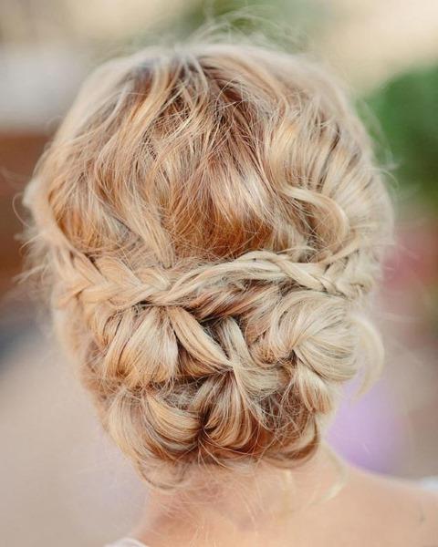 Как сделать пучок на длинные волосы, быстро и красиво, пошагово с фото