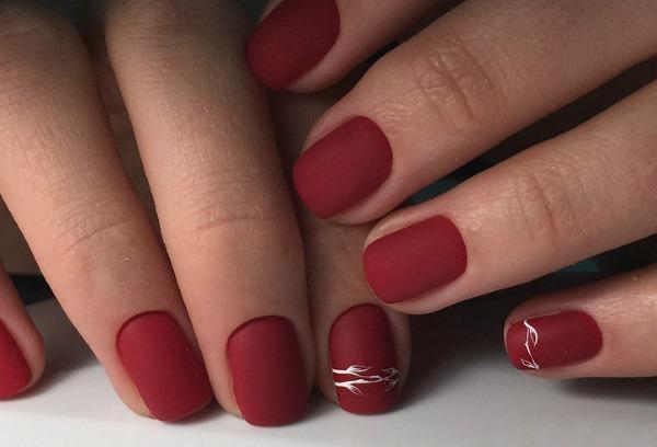 Маникюр на короткие ногти гель лаком (70 фото) ProstoNail