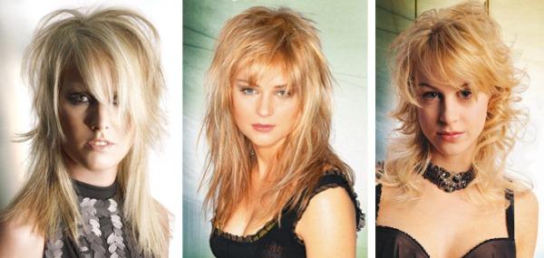Каскадные стрижки на длинные волосы. Фото с челкой и без, современные, модные