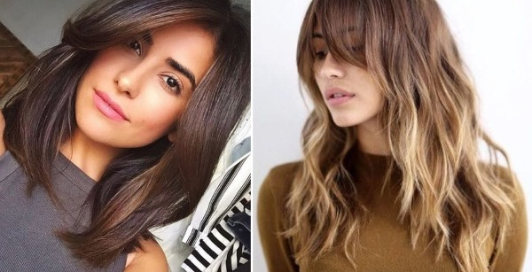 kreativnye-strizhki-na-srednie-volosy-11 Красивые стрижки на средние волосы 2019-2020, фото, идеи стрижки на средние волосы