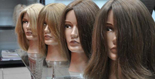 Парики из натуральных волос для женщин с имитацией кожи головы. Фото и цены