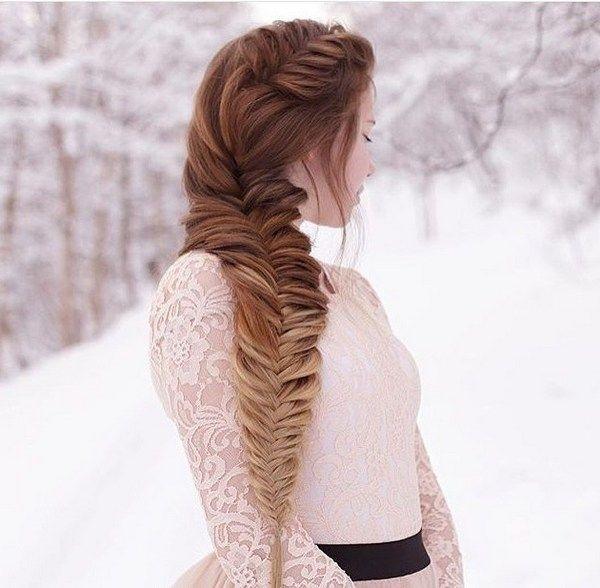 Собранные прически на длинные волосы на выпускной, свадьбу, каждый день. Фото, как сделать пошагово