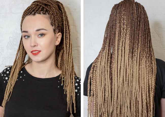 Афро кудри на длинные волосы. Фото, как сделать пошагово своими руками
