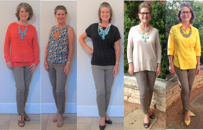 Базовый гардероб для женщины 50 лет. Фото, модные тенденции 2020