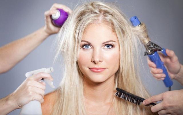 Красота и здоровье длинных волос у блондинок. Уход за локонами летом и зимой в домашних условиях, фото