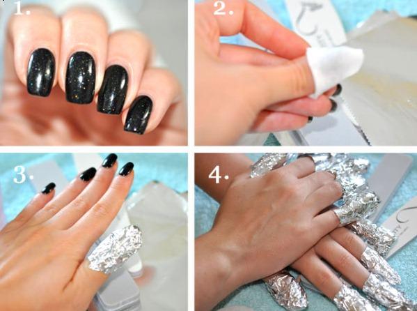 Маникюр на короткие ногти с блестками. Фото, дизайны, техники, как делать своими руками