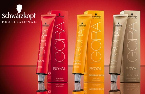 Краски для волос Igora Royal Schwarzkopf. Палитра, оттенки, инструкция окрашивания