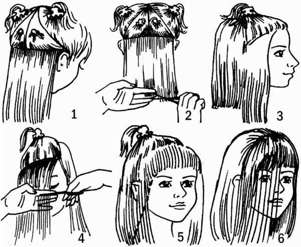 Стрижка Шегги на длинные волосы. Фото с челкой и без, вьющиеся, техника выполнения, как укладывать