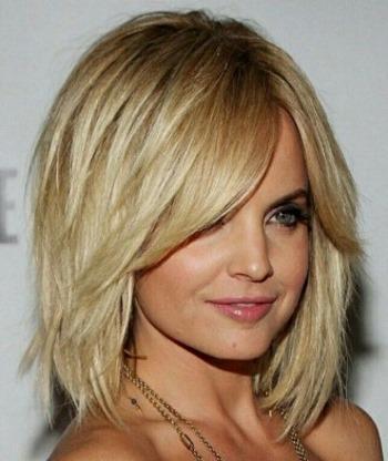 Красивые женские стрижки каре на короткие волосы. Фото