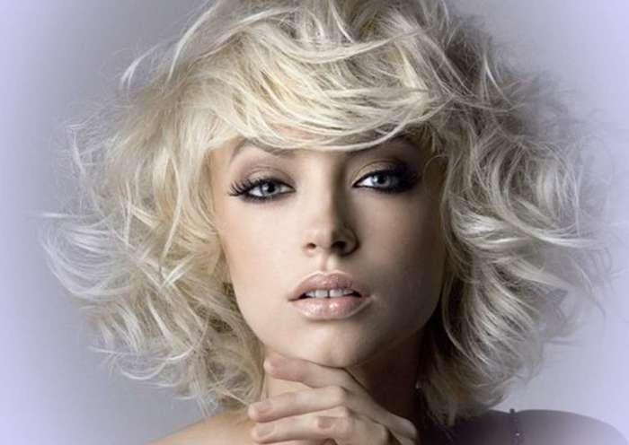 Цвет волос платиновый блондин. Фото до и после окрашивания, оттеночные шампуни, тоники, краски