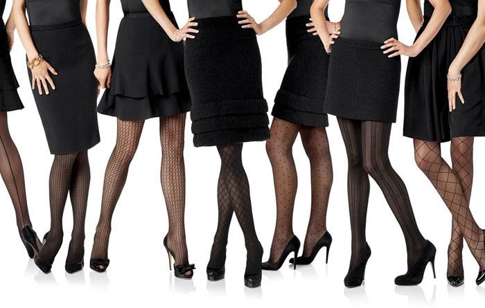 Колготки для женщин. Таблица размеров, как выбрать лучшие
