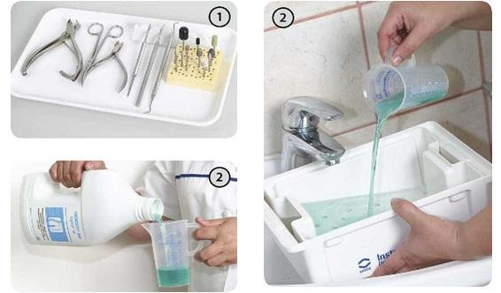 Стерилизация инструментов для маникюра. Этапы холодная, по санпину, в шкафу, духовке
