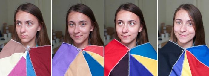 Красивое окрашивание волос для брюнеток на короткие, средние, длинные волосы. Фото, техники