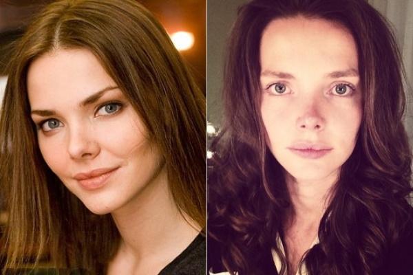 Чудеса макияжа. Фото до и после: китаянки, звезды Голливуда, российские, мужчины. Видео