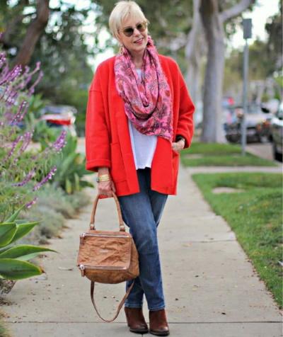 Как одеваться женщине в 50 лет стильно