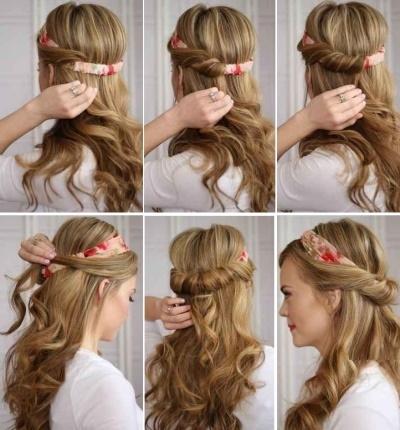 Модные прически для волнистых волос. Фото мужские и женские