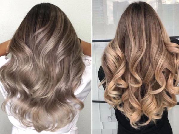 Модные тенденции в окрашивании волос 2020. Фото, техники
