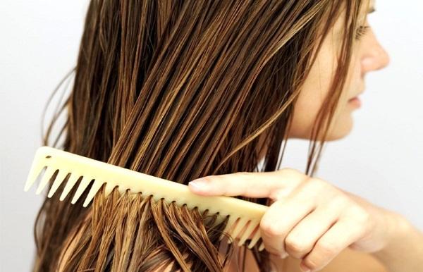 Омбре на каштановые волосы средней длины, средние, короткие. Фото, кому идёт