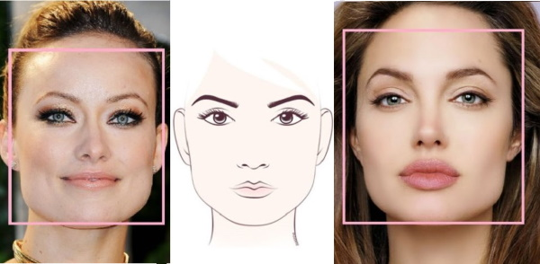 Прически на квадратное лицо женские. Фото, какие подойдут на средние, длинные, короткие волосы