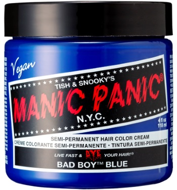 Синие пряди на темных волосах. Фото на длинную, среднюю, короткую стрижку