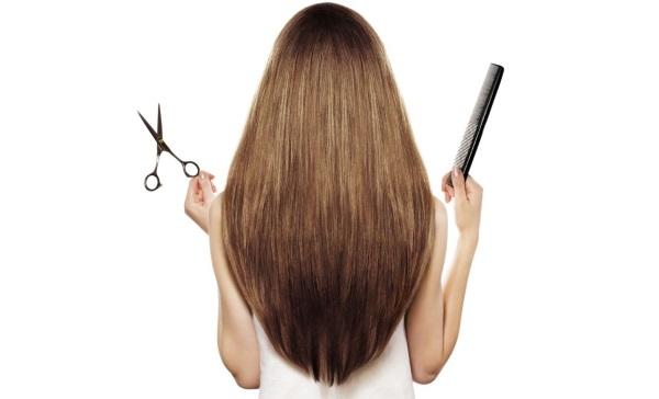 Лисий хвост на средние и длинные волосы. Фото стрижки сзади и спереди, кому идёт