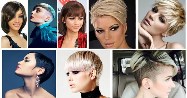 Женские прически для коротких волос после 40-50-60 лет. Фото с названиями