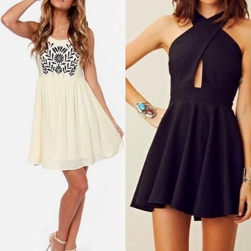 Красивые платья для девушек 14-16 лет. Как выбрать по фигуре, модные тенденции 2019