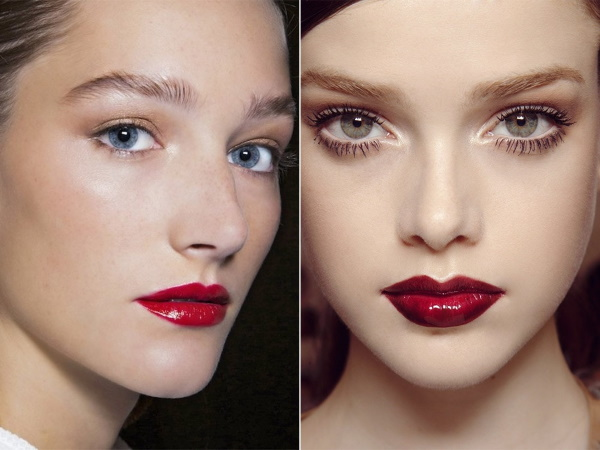 Модные тенденции в макияже 2020. Как сделать красивый для блондинок, брюнеток