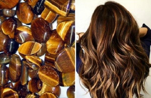 Модное окрашивание на темные волосы средней длины, короткие, длинные. Фото до и после