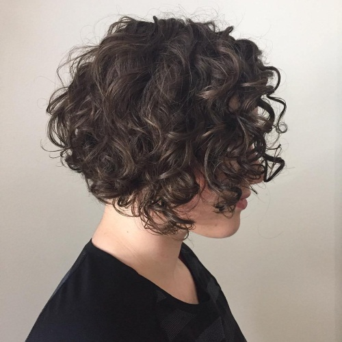 Стрижка волос на средние волосы с челкой и без. Модные прически 2020