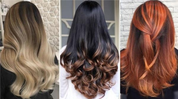 Цвет волос 2020. Модные тенденции в окрашивании, прически, челки, укладки, техники покраски