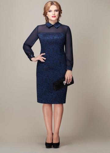 Нарядные платья для женщин 40-50-60 лет. Модные фасоны, цвета, на свадьбу