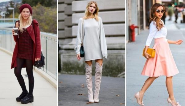 Осенние образы для девушек. Фото модные и красивые на каждый день
