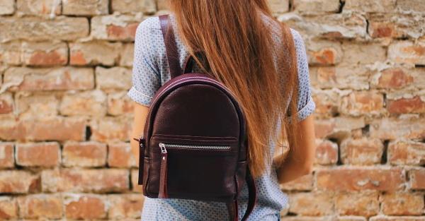 Женские рюкзаки: стильные городские, модные, кожаные. Бренды, цены, с чем носить